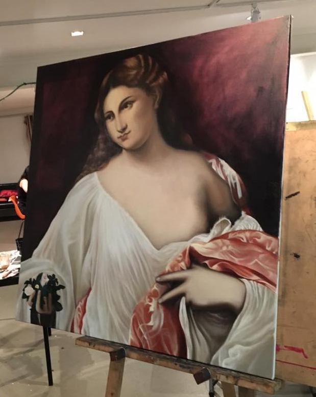 Beginners Oil Painting 2