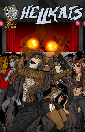 Hellkats Issue #2