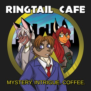 Ringtail Cafe comics