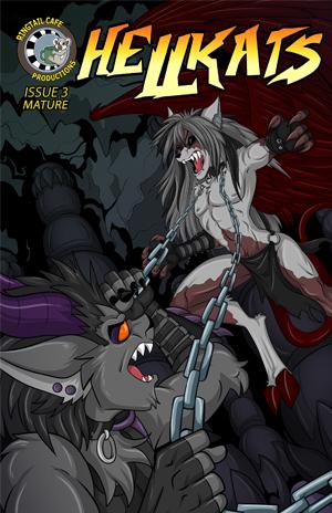 Hellkats Issue #3