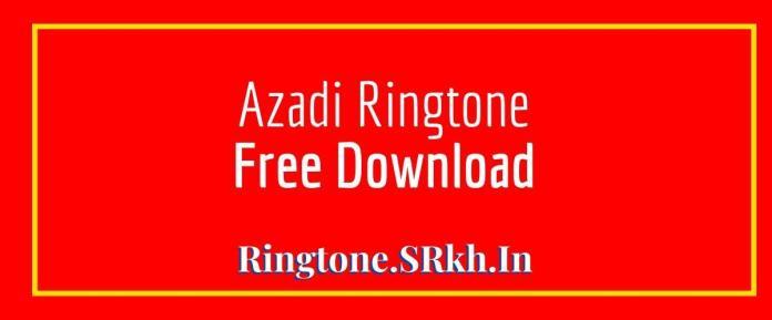 Azadi Ringtone