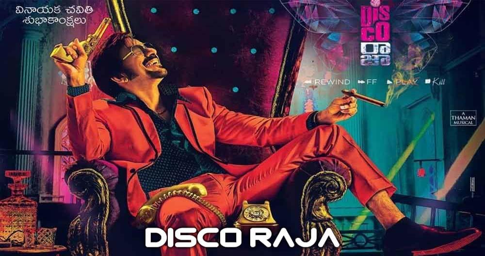 Disco Raja Movie Songs Ringtones