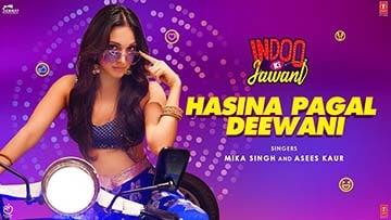 Hasina Pagal Deewani Ringtone