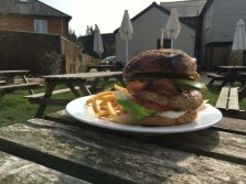 Delicious food in the New Forest