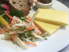 Railway New Forest Pub West Country Cheddar Ploughmans