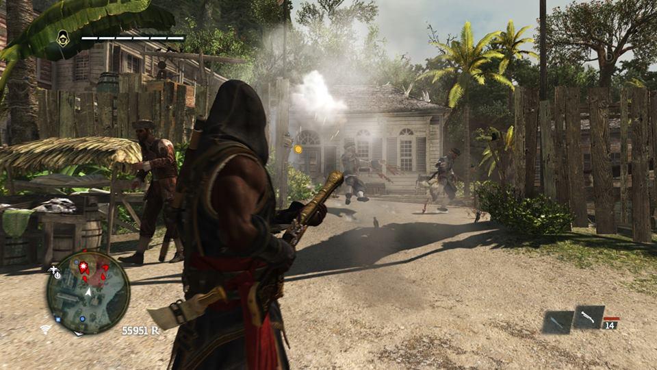 Review: Assassins Creed IV: Black Flag Freedom Cry DLC