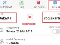 Beli Tiket Bus Online Bisa Di JD.ID, Begini Caranya