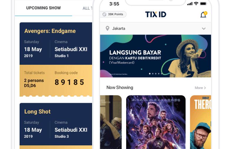 Cara Beli Bayar Cetak Dan Tukar Tiket Bioskop Di Tix Id Serta Promo