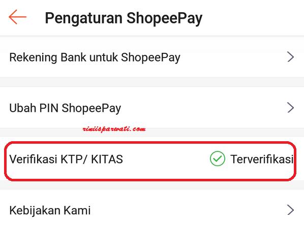 Bisakah Verifikasi Shopeepay Tanpa KTP Ini Penjelasan Lengkapnya