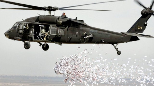 rinj-press-iraqi-helicopters-dropping-millins-of-leaflets-telling-moslawis-to-stay-home