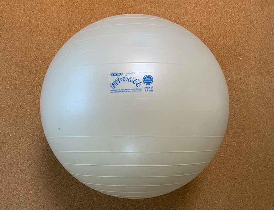 gymnic バランスボール 65cm