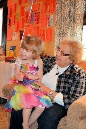 Chatting with Grandma Sudie