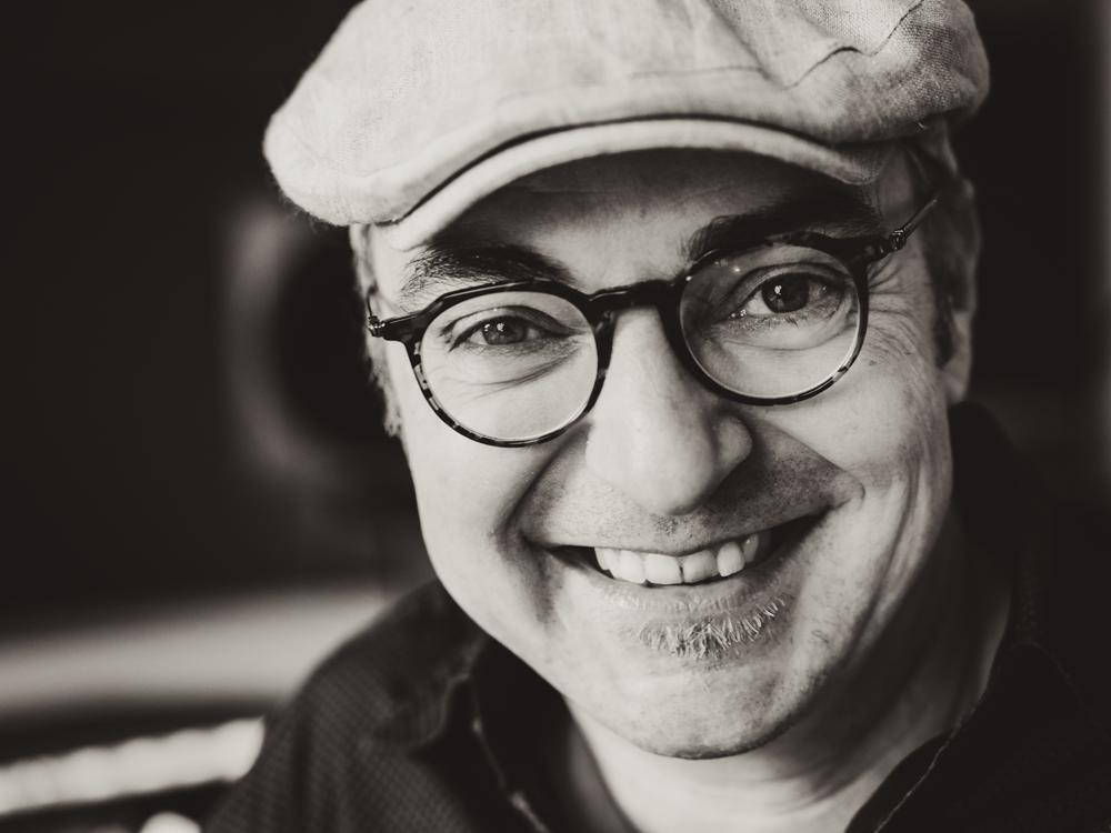 Marcel Sude lächelnd Portrait