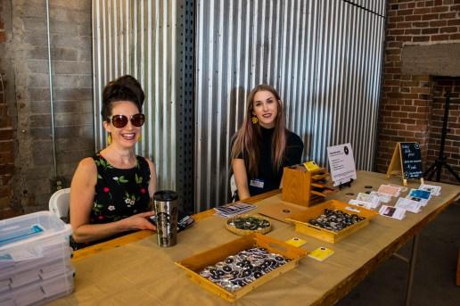 editors at Phx Zine Fest 2016