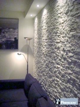 Utilizzala per rivestire le pareti del soggiorno, della camera da letto o. Il Soggiorno Rinnovare Con La Pietra