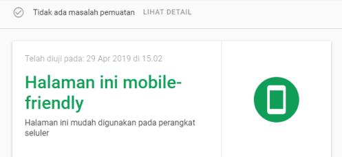website mobile friendly dengan plugin wptouch