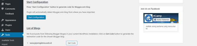 migrasi blogger ke wordpress