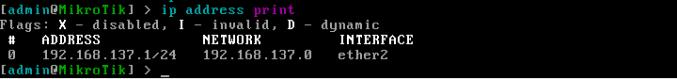 Konfigurasi DHCP Server pada Mikrotik RouterOS