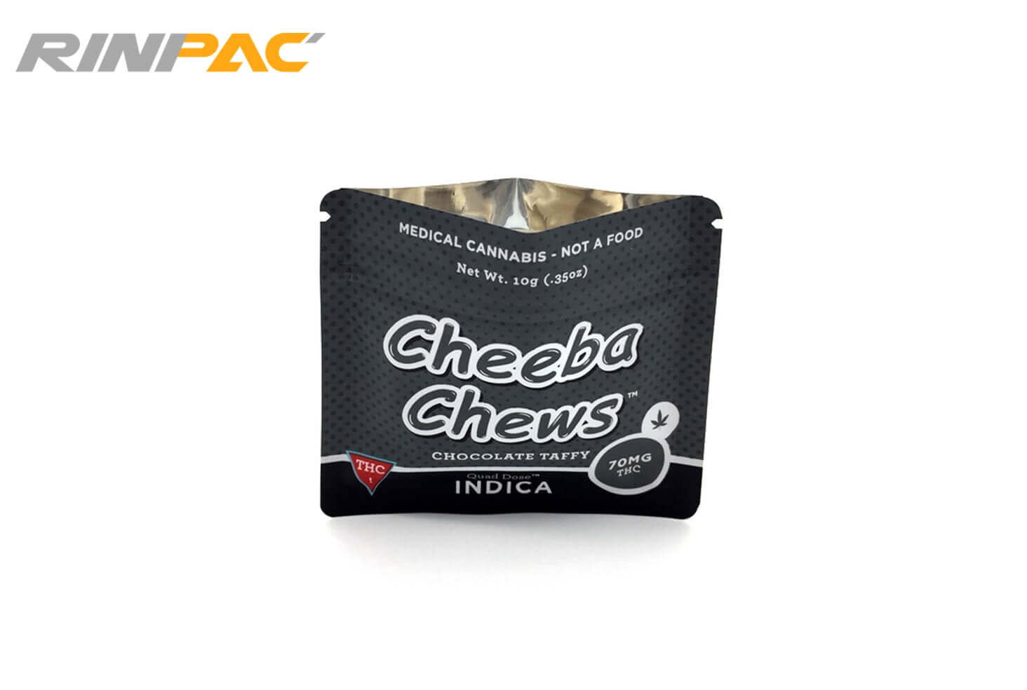 RinPAC 3 Side Seal Bags 1 - 3 side seal Pouches