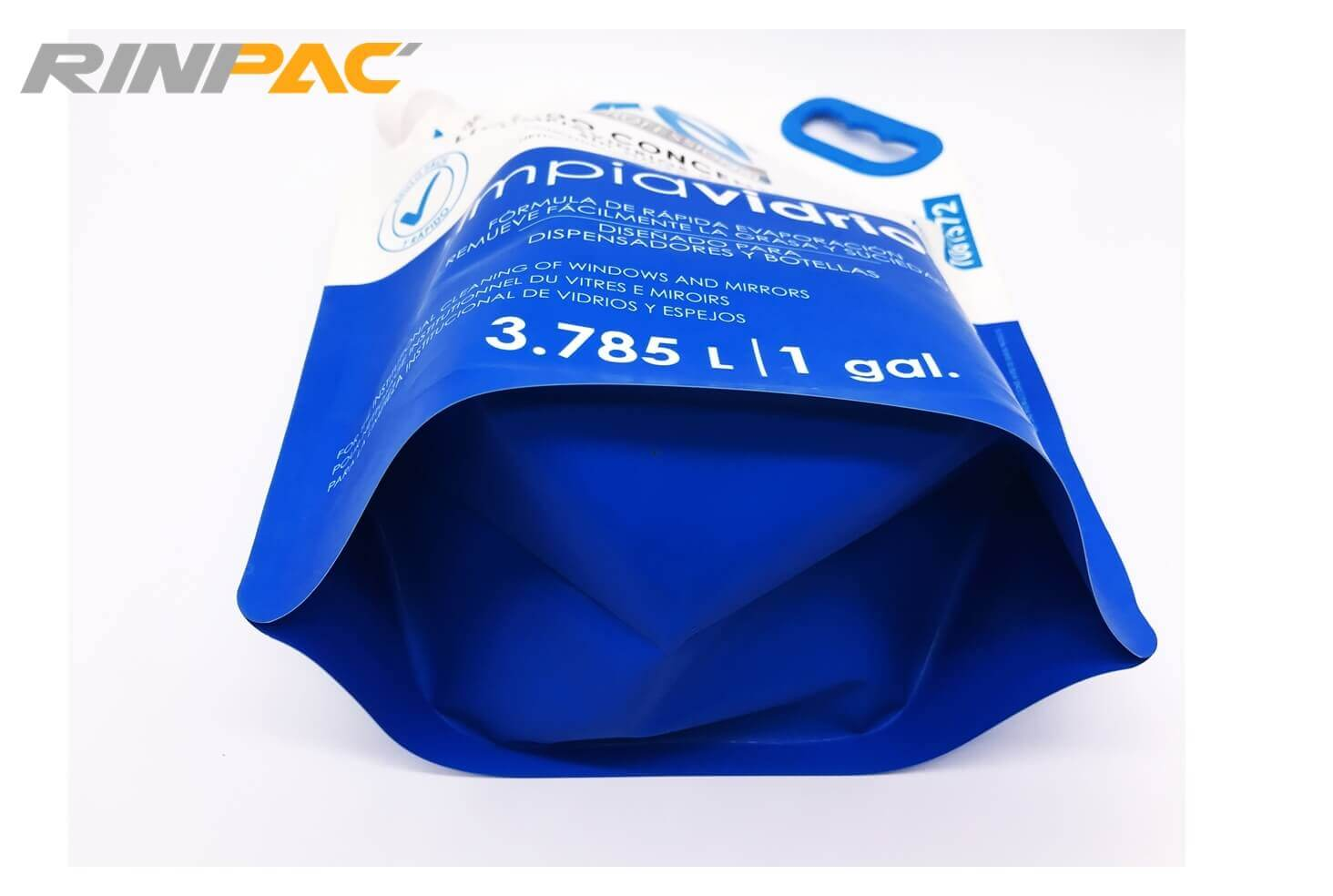 RinPAC Spouted Pouches 2 - Spouted Pouches
