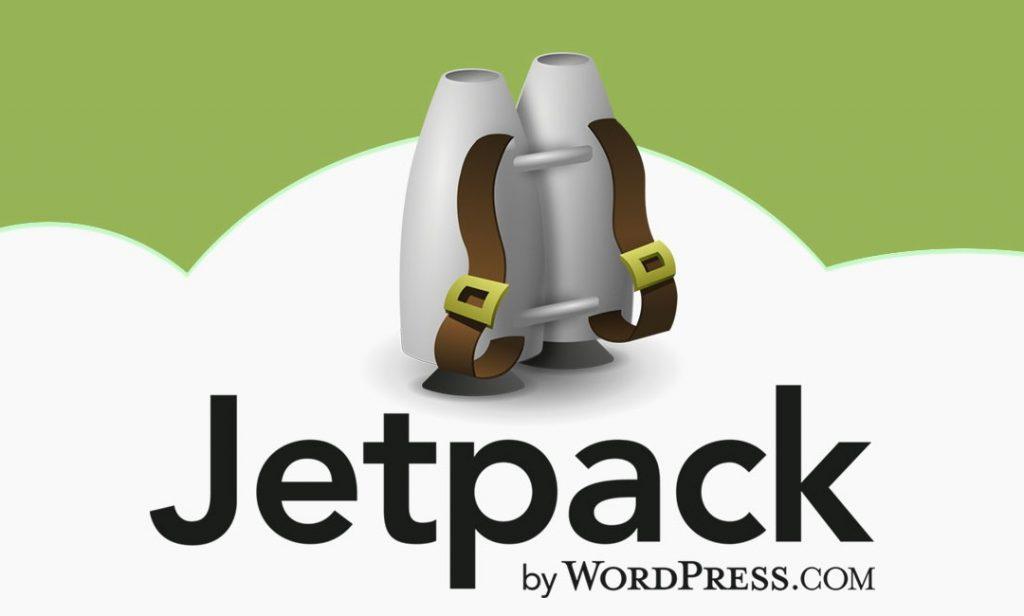 jetpackのインストール