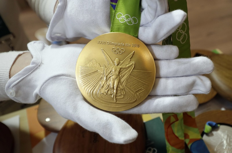 003-20160803Olympic Medals