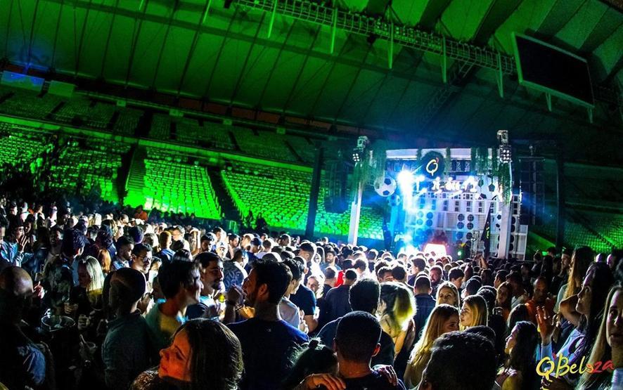 Rio De Janeiro Nightlife Party