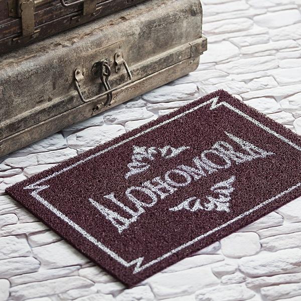 Já quero esse tapete na porta da minha casa