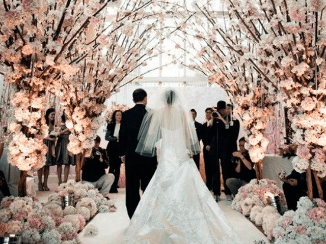 Principais wedding trends para 2017