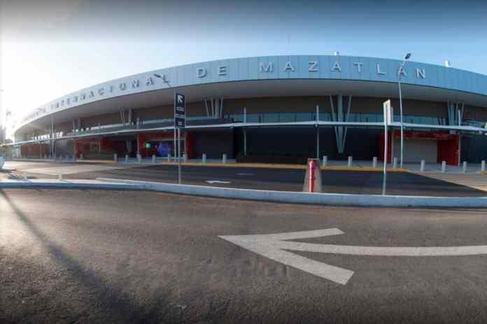 Resultado de imagen de aeropuerto mazatlan vacio