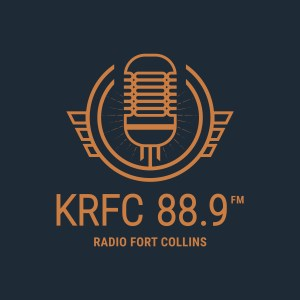 KRFC 33.9 FM Radio Ft Collins Logo
