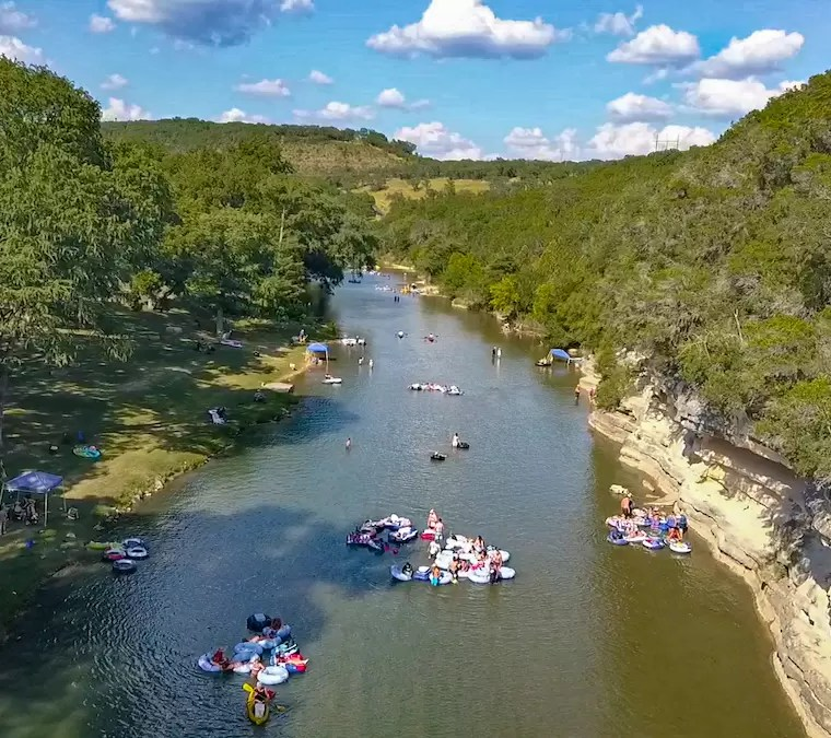 float guadalupe river texas tube rentals