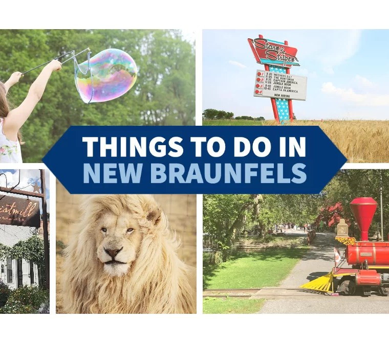 things to do New Braunfels