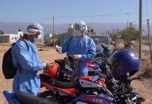 Photo of Agentes Sanitarios continúan con asistencias y detección  de casos en todo el territorio.
