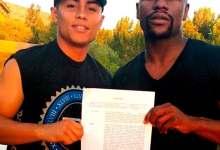 Photo of Conmoción en el boxeo: asesinaron a Danny Gonzalez, un joven de 22 años que era pupilo de Floyd Mayweather