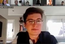 Photo of Emotivo testimonio de superación brindó Daniel Sbíroli en charla virtual