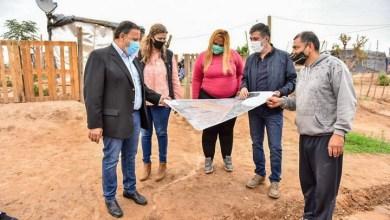 """Photo of B° Francisco I y II: """"El Plan Angelelli busca mejorar la calidad de vida de miles de familias"""""""
