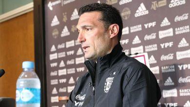 Photo of Con dos cambios, Scaloni confirmó la formación para enfrentar a Perú