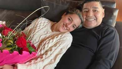 Photo of La historia jamás contada de Jana Maradona: cómo conoció a Diego y el sueño que con sus hermanos le deben a su padre