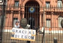 Photo of Maradona será velado en la Casa Rosada