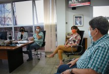 Photo of La intendenta recibió a comerciantes para avanzar en medidas que beneficien al sector