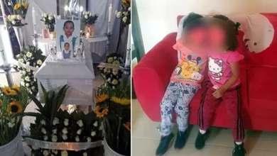 """Photo of """"No me curen, no quiero volver con mis papás para que me sigan pegando"""": murió una nena de siete años abusada en México"""