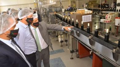 "Photo of El Gabinete Federal visitó la cooperativa ""La Riojana"""