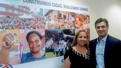 Foto de Reunião com Secretário de Habitação