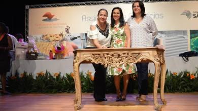 Foto de Riolândia é contemplada pela Horta Educativa e Escola da Beleza.