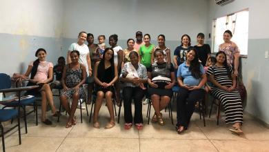 Foto de Grupo de Aleitamento de Materno