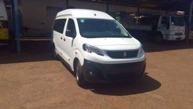 Foto de Nova Van para saúde