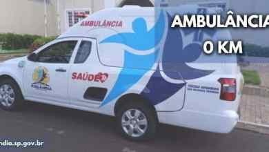 Foto de Ambulância ZERO Quilômetro
