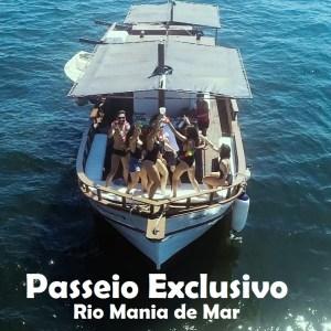 Passeio Exclusivo | Rio Mania de Mar
