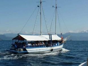 05 Escuna Rio Mania de Mar